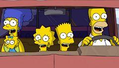 V Simpsonových zaznělo jméno Susan Boyleové